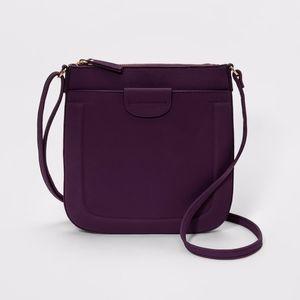 Swing Pack Crossbody Bag - A New Day Purple